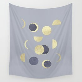 Moons Wall Tapestry