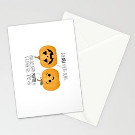 You're Such A Pun-Kin! Stationery Cards