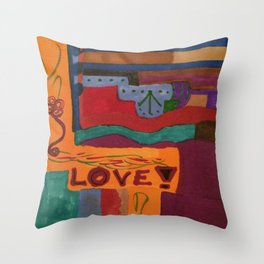 EZEXTIC Throw Pillow