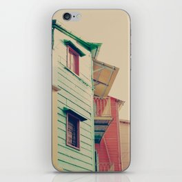 Pastel Caminito  iPhone Skin