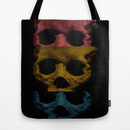 Shadows Logo Color Glitch Tote Bag