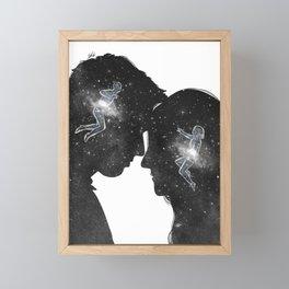 Deeply fallen souls. Framed Mini Art Print