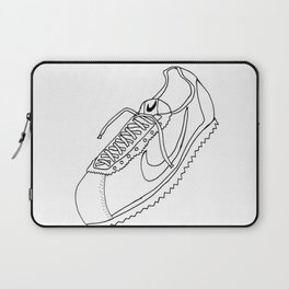 A Shoe Laptop Sleeve