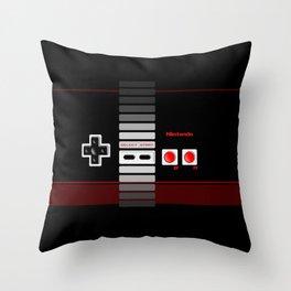 NINTENDO CLASIC Throw Pillow