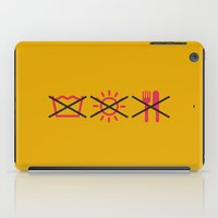 gizmo iPad Cases featuring Gizmo by FilmsQuiz