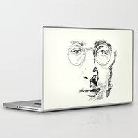 imagine Laptop & iPad Skins featuring Imagine by Paul Kimble