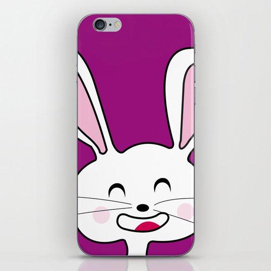 Petit lapin iPhone & iPod Skin