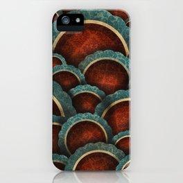 Illustrious Circles iPhone Case