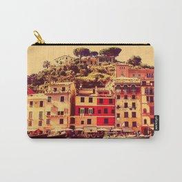 Buongiorno Portofino! Carry-All Pouch