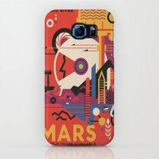 Mars Tour : Space Galaxy Slim Case Galaxy S7
