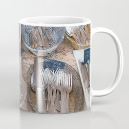 Paris Flea Market Coffee Mug