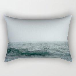 Choppy Seas Rectangular Pillow