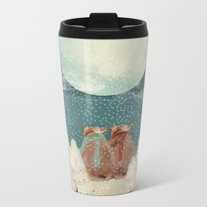 remember the time Metal Travel Mug