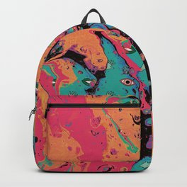Senses pouring II Backpack