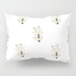 LOVE space Pillow Sham