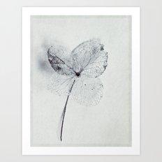 simple thing Art Print