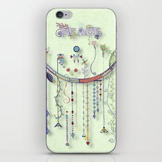 Peace of the Innocent iPhone & iPod Skin