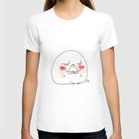 manatee T-shirts featuring Disapproval Manatee by withapencilinhand