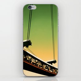 The Tranporter 1 iPhone Skin