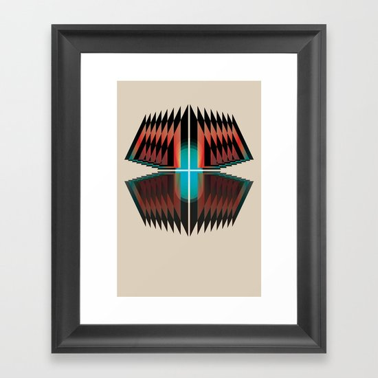 zWzWzW Framed Art Print