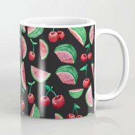 Cherries and Watermelons Coffee Mug