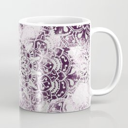 MANDALA WONDERLAND IN PINK Coffee Mug