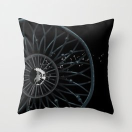 Dreaming of a Wish Throw Pillow