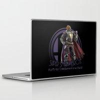 super smash bros Laptop & iPad Skins featuring Ganondorf - Super Smash Bros. by Donkey Inferno