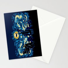 Starry Knight iPhone 4 4s 5 5c 6, pillow case, mugs and tshirt Stationery Cards