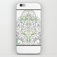 plants iPhone & iPod Skins featuring Plants by Abundance