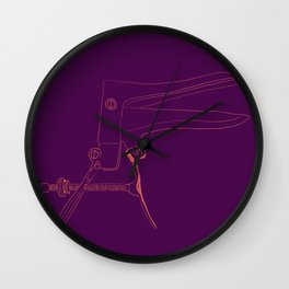 Torture Serie (02) Wall Clock