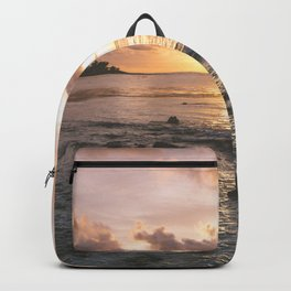 Caribbean Sea, Mayan Riviera Backpack