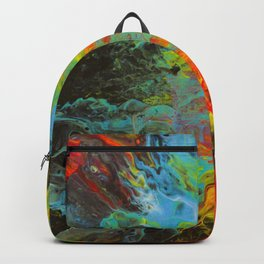 Number 010 - Fire and Ice Backpack