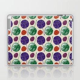 Round leaves Laptop & iPad Skin
