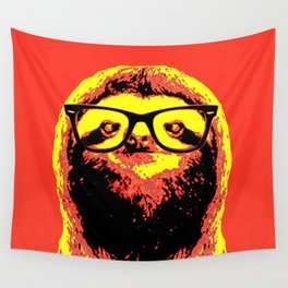 Warhol Cat (3) Wall Tapestry