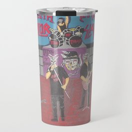Titans Of Thrash Travel Mug