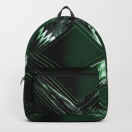 Pine Pattern Backpack