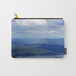 Rain Across The Valley Carry-All Pouch
