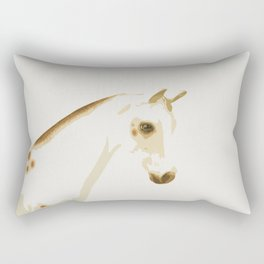 Horse with Spots Rectangular Pillow