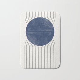 Blue Perfect Balance Bath Mat