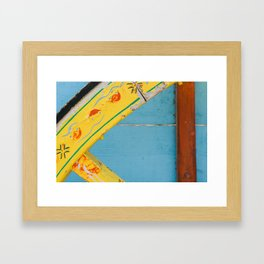 Sicily Framed Art Print