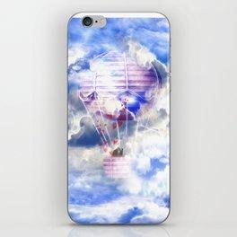 Siebenter Himmel iPhone Skin