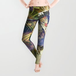 Divine Message Leggings