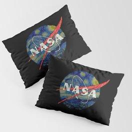 Starry Nasa Pillow Sham