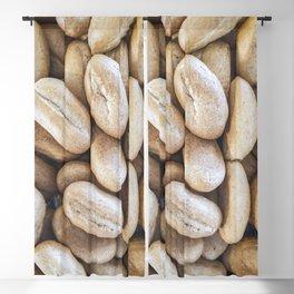 Coarse bread Blackout Curtain