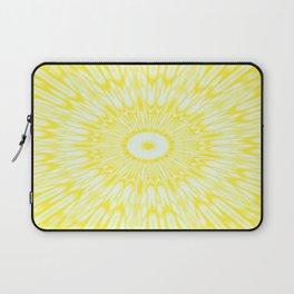 The Sun : Kaleidoscope Mandala Laptop Sleeve