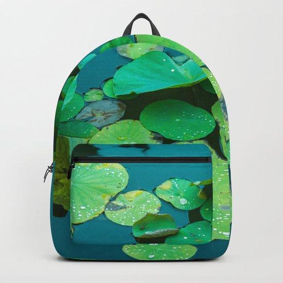 Nenúfares Backpack