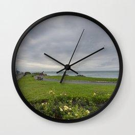 Irish landscape Wall Clock