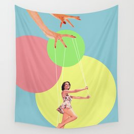 The Puppet Wall Tapestry