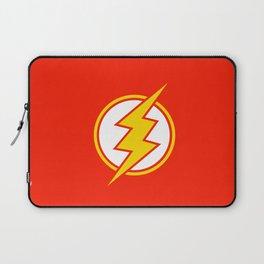 Flash Sign Laptop Sleeve